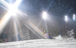 08.01.2019, Hermann Maier Weltcupstrecke, Flachau, AUT, FIS Weltcup Ski Alpin, Slalom, Damen, 1. Lauf, im Bild Carole Bissig (SUI) // Carole Bissig of Switzerland in action during her 1st run of ladie's Slalom of FIS ski alpine world cup at the Hermann Maier Weltcupstrecke in Flachau, Austria on 2019/01/08. EXPA Pictures © 2019, PhotoCredit: EXPA/ Johann Groder