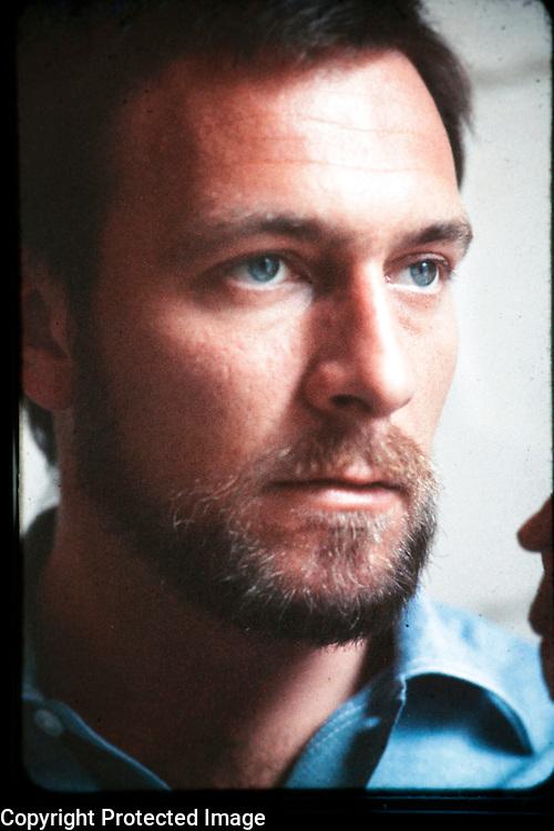 Christopher Plummer portrait