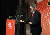 20120227: LISBON, PORTUGAL - SL Benfica 108th anniversary gala at Coliseu dos Recreios in Lisbon, Portugal.<br /> In photo: Luis Filipe Vieira.<br /> PHOTO: Alvaro Isidoro/CITYFILES
