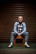 James Nesbit portrait