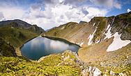 Above Urdino lake in Rila Mountain