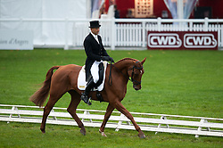 Levett Bill (AUS) - Alexander NJ<br /> FEI World Championship for Young Horses Le Lion d'Angers 2012<br /> © Hippo Foto - Jon Stroud