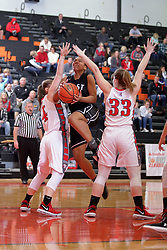 28 December 2017: #12 State Farm Holiday Classic Coed Basketball Tournament at Normal Community High School in Normal IL<br /> <br /> SFHC - Large School Girls Normal West Wildcats v Morton Potters