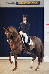 Minderhoud Hans Peter (NED) - IPS Tango<br /> CDI Zwolle 2011<br /> © Hippo Foto - Leanjo de Koster