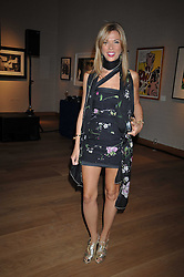 HEATHER KERZNER at fundraising dinner and auction in aid of Liver Good Life a charity for people with Hepatitis held at Christies, King Street, London on 16th September 2009.