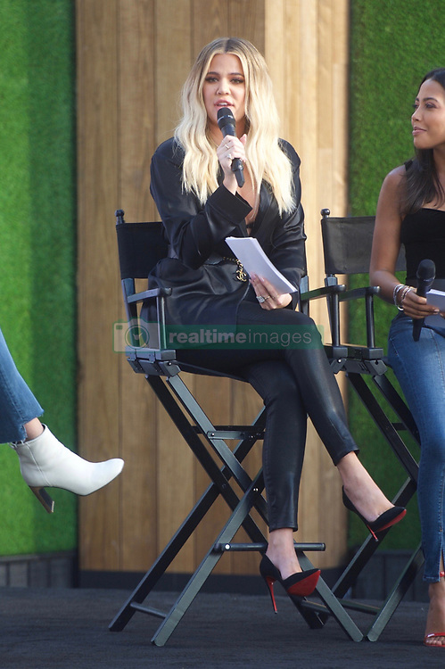 Khloe Kardashian at Good American event in Los Angeles. 07 Oct 2017 Pictured: Khloe Kardashian at Good American event in Los Angeles. Photo credit: LIFE / MEGA TheMegaAgency.com +1 888 505 6342
