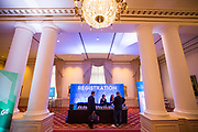 AppDirect hosts Engage 2017 at The Palace Hotel in San Francisco, California, on September 25, 2017. (Stan Olszewski/SOSKIphoto)