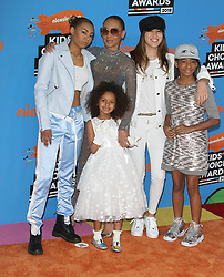 The 31st Annual Nickelodeon Kids' Choice Awards at The Forum in Inglewood, California on 3/24/18. 24 Mar 2018 Pictured: Mel B. Photo credit: River / MEGA TheMegaAgency.com +1 888 505 6342
