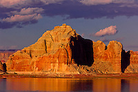 Wahweap Bay, Lake Powell, Glen Canyon National Recreation Area, Arizona USA