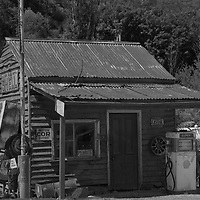 Old Service Station<br />