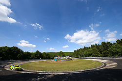 May 25, 2017 - Nurburgring, ALLEMAGNE - 48 MANN FILTER TEAM HTP MOTORSPORT (DEU) MERCEDES AMG GT3 SP9 KENNETH HEYER (DEU) BERND SCHNEIDER (DEu) INDY DONTJE (NDL) PATRICK ASSENHEIMER  (Credit Image: © Panoramic via ZUMA Press)