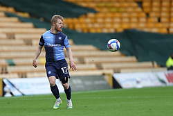 Daryl Horgan of Wycombe Wanderers on the ball - Mandatory by-line: Arron Gent/JMP - 24/10/2020 - FOOTBALL - Carrow Road - Norwich, England - Norwich City v Wycombe Wanderers - Sky Bet Championship