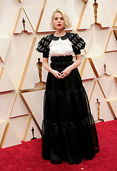 92nd Annual Academy Awards Oscar Ceremony - Arrivals. 09 Feb 2020 Pictured: Lucy Boynton. Photo credit: Jen Lowery / MEGA TheMegaAgency.com +1 888 505 6342