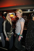 Reena De' Alber and Julie Davis, First night party for Smaller  at Floridita, 100 Wardour Street W1 on Tuesday 4 AprilONE TIME USE ONLY - DO NOT ARCHIVE  © Copyright Photograph by Dafydd Jones 66 Stockwell Park Rd. London SW9 0DA Tel 020 7733 0108 www.dafjones.com