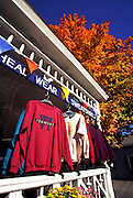 Image of a storefront in Wilmington, Vermont, American Northeast by Randy Wells