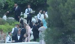 Pictures : Dimitri Rassam Charlotte Casiraghi & Dimitri Rassam wedding party Monaco, June 01 th 2019
