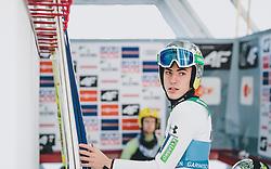 31.12.2019, Olympiaschanze, Garmisch Partenkirchen, GER, FIS Weltcup Skisprung, Vierschanzentournee, Garmisch Partenkirchen, Qualifikation, im Bild Timi Zajc (SLO) // Timi Zajc of Slovenia during the Four Hills Tournament of FIS Ski Jumping World Cup at the Olympiaschanze in Garmisch Partenkirchen, Germany on 2019/12/31. EXPA Pictures © 2019, PhotoCredit: EXPA/ JFK
