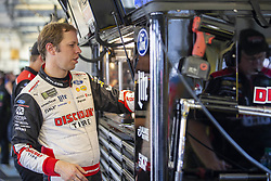 July 13, 2018 - Sparta, Kentucky, United States of America - Brad Keselowski (2) gets ready to practice for the Quaker State 400 at Kentucky Speedway in Sparta, Kentucky. (Credit Image: © Stephen A. Arce/ASP via ZUMA Wire)