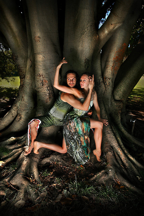 Annabel Bronner Reid from the Australian Ballet and Sidney Saltner from Bangarra indigenous dance comapny, the two groups have come together to create a performance called  Amalgamate , inspired by the comming together of coast and rainforest.  .Pic By Craig Sillitoe SPECIALX 000 melbourne photographers, commercial photographers, industrial photographers, corporate photographer, architectural photographers, This photograph can be used for non commercial uses with attribution. Credit: Craig Sillitoe Photography / http://www.csillitoe.com<br /> <br /> It is protected under the Creative Commons Attribution-NonCommercial-ShareAlike 4.0 International License. To view a copy of this license, visit http://creativecommons.org/licenses/by-nc-sa/4.0/. This photograph can be used for non commercial uses with attribution. Credit: Craig Sillitoe Photography / http://www.csillitoe.com<br /> <br /> It is protected under the Creative Commons Attribution-NonCommercial-ShareAlike 4.0 International License. To view a copy of this license, visit http://creativecommons.org/licenses/by-nc-sa/4.0/. This photograph can be used for non commercial uses with attribution. Credit: Craig Sillitoe Photography / http://www.csillitoe.com<br /> <br /> It is protected under the Creative Commons Attribution-NonCommercial-ShareAlike 4.0 International License. To view a copy of this license, visit http://creativecommons.org/licenses/by-nc-sa/4.0/.