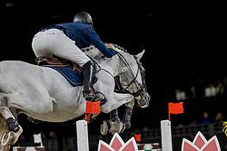 Wathelet Gregory, BEL, MJT Nevado S<br /> The Dutch Masters - 's Hertogenbosch 2021<br /> Rolex Grand Slam of Show Jumping<br /> © Dirk Caremans<br />  25/04/2021
