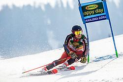 PHILP Trevor of Canada competes during the Audi FIS Alpine Ski World Cup Men's Giant Slalom 58th Vitranc Cup 2019 on March 9, 2019 in Podkoren, Kranjska Gora, Slovenia. Photo by Matic Ritonja / Sportida