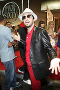 """DJ Cassidy at  """" The Ultimate Prom"""" presented by Universal Motown and Mypromstyle.com held at Pier 60 at Chelsea Piers in New York City."""