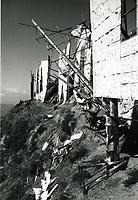 3/1/1978? Hollywood sign in disrepair