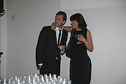 James Robinson and Lisa Matzak, Vogue 90th birthday party and to celebrate the Vogue List, Serpentine Gallery. London. 8 November 2006. ONE TIME USE ONLY - DO NOT ARCHIVE  © Copyright Photograph by Dafydd Jones 66 Stockwell Park Rd. London SW9 0DA Tel 020 7733 0108 www.dafjones.com