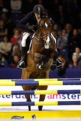 Tuganov Vladimir (RUS) - Amarok<br /> Jumping Amsterdam 2012<br /> © Hippo Foto - Leanjo de Koster