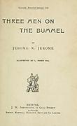 from the book ' Three men on the bummel ' Illustrated by L. Raven Hill written by Jerome, Jerome K. (Jerome Klapka), 1859-1927. Publisher Bristol [Eng.] J.W. Arrowsmith 1900