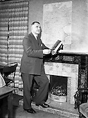 1958 Mr. Carl Walter
