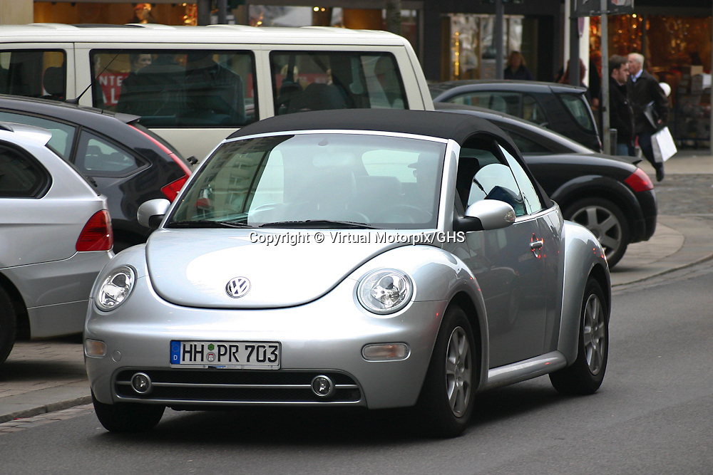 VW Beetle Cabriolet (early 2000s)
