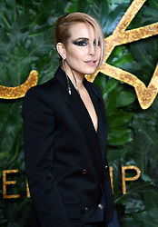 Noomi Rapace attending the Fashion Awards in association with Swarovski held at the Royal Albert Hall, Kensington Gore, London