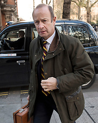 © Licensed to London News Pictures. 08/12/2017. London, UK. Leader of UKIP, HENRY BOLTON is seen arriving at Milbank Studio in Westminster after a television interview.  Progress has been made in Brussels on Brexit negotiations with the EU, with an agreement made on the handling of the Irish border. Photo credit: Ben Cawthra/LNP
