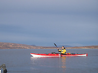 Kajakkpadling..Kajakkpadling i Sylan, Nersjøen