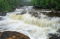 Lower Tahquamenon Falls, Tahquamenon Falls  State Park, Upper Peninsula Michigan