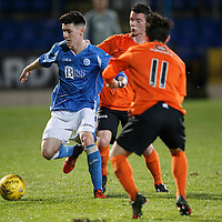 St Johnstone U 20 v Dundee Utd U20