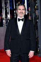 Joaquin Phoenix attending the 73rd British Academy Film Awards held at the Royal Albert Hall, London.