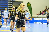 Joie Stine Oftedal - 04.03.2015 - Issy Paris / Le Havre - 16eme journee de D1<br /> Photo : Andre Ferreira / Icon Sport