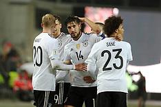 Germany v Azerbaijan - 8 October 2017