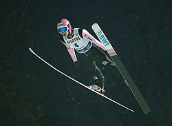 November 18, 2018 - Wisla, Poland - Viktor Polasek seen in action during the individual competition of the FIS Ski Jumping World Cup in Wisla. (Credit Image: © Damian Klamka/SOPA Images via ZUMA Wire)