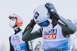 05.01.2021, Paul Außerleitner Schanze, Bischofshofen, AUT, FIS Weltcup Skisprung, Vierschanzentournee, Bischofshofen, Finale, Qualifikation, im Bild Kamil Stoch (POL) // Kamil Stoch of Poland during the qualification for the final of the Four Hills Tournament of FIS Ski Jumping World Cup at the Paul Außerleitner Schanze in Bischofshofen, Austria on 2021/01/05. EXPA Pictures © 2020, PhotoCredit: EXPA/ JFK