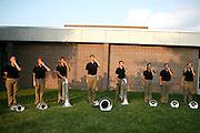 Oregon Marching Band 2007.