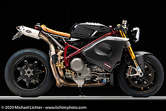 Nicola Martini's Ducati Flash Back America