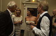 Rodney Shileds, Jemima French  , Sadie Frost and Franc Roddam, Franc Roddam and Frost French host a party to celebrate the publication of ' Margarita's Olive Press' by Rodney Shileds. 1 Greek St. Soho Sq. London. 15 September 2005.  ONE TIME USE ONLY - DO NOT ARCHIVE  © Copyright Photograph by Dafydd Jones 66 Stockwell Park Rd. London SW9 0DA Tel 020 7733 0108 www.dafjones.com