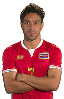 Football Conmebol_Concacaf - <br />Copa America Centenario Usa 2016 - <br />Costa Rica National Team - Group A - <br />Christian Bolanos