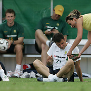 Socceroos at the Fifa World Cup Germany 2006