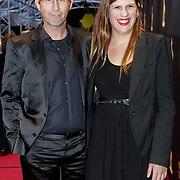 NLD/Utrecht/20121005- Gala van de Nederlandse Film 2012, Peter Romer en ????..
