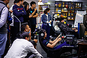 DIGITAL E-PRIX-RACING. eSPORTS Formula E Grand Prix - Motorsport practiced in a Simulator, Electric Racing Race series with the NEO 333 team from China. <br /> As a replacement for suspended events during the COVID-19 pandemic, Formula E has launched its official eSports series.