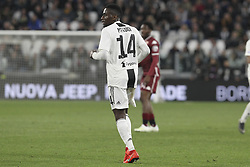 May 3, 2019 - Turin, Piedmont, Italy - Blaise Matuidi (Juventus FC)  during the Serie A football match between Juventus FC and Torino FC at Allianz Stadium on May 03, 2019 in Turin, Italy..Final results: 1-1. (Credit Image: © Massimiliano Ferraro/NurPhoto via ZUMA Press)